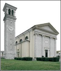 Chiesa di Sant'Antonio -Roveredo in piano